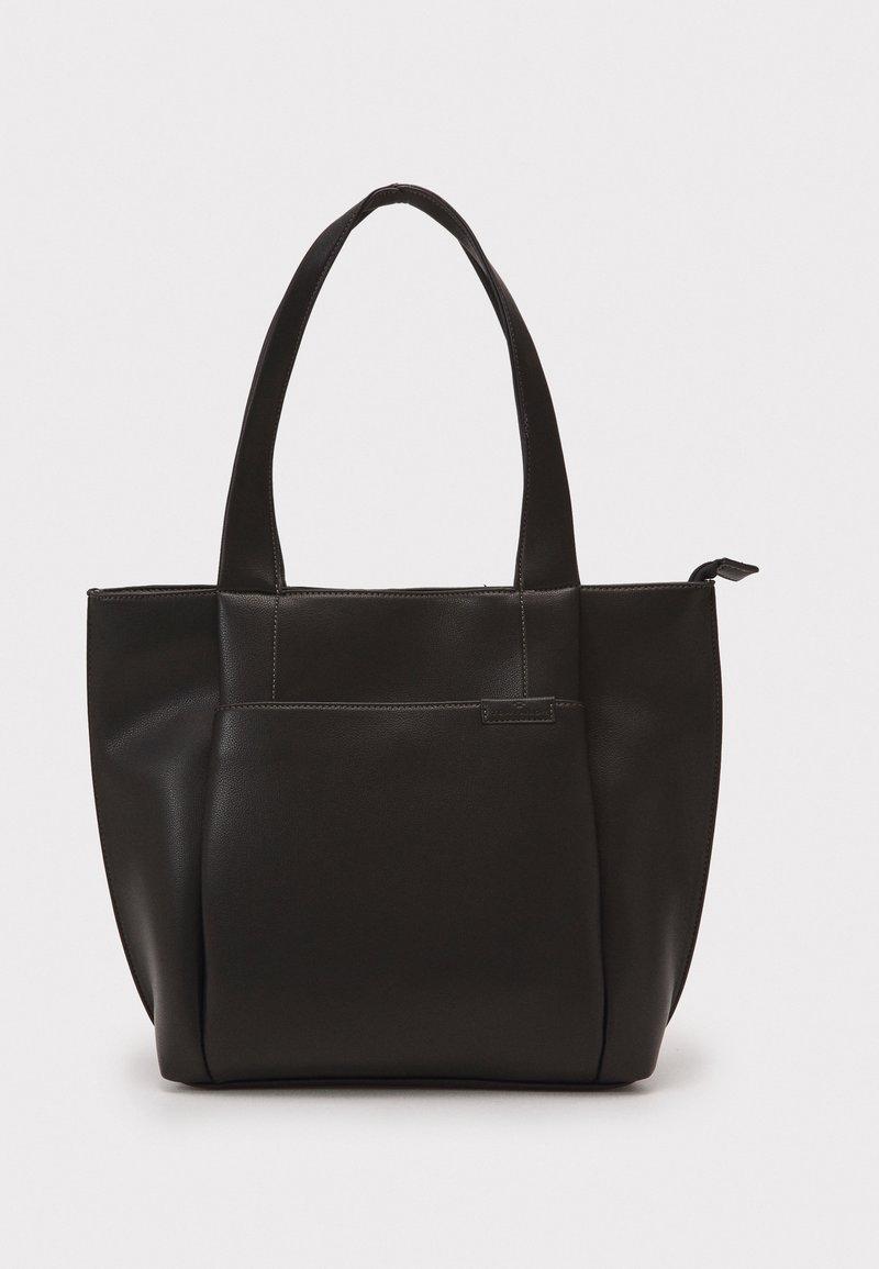 TOM TAILOR DENIM - TARA - Tote bag - black