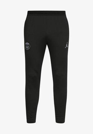 PARIS ST GERMAIN DRY PANT - Klubové oblečení - black/hyper cobalt/white