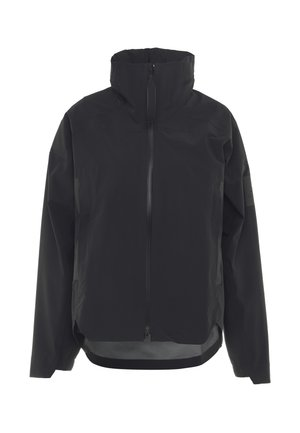 MYSHELTER RAIN.RDY  - Waterproof jacket - black