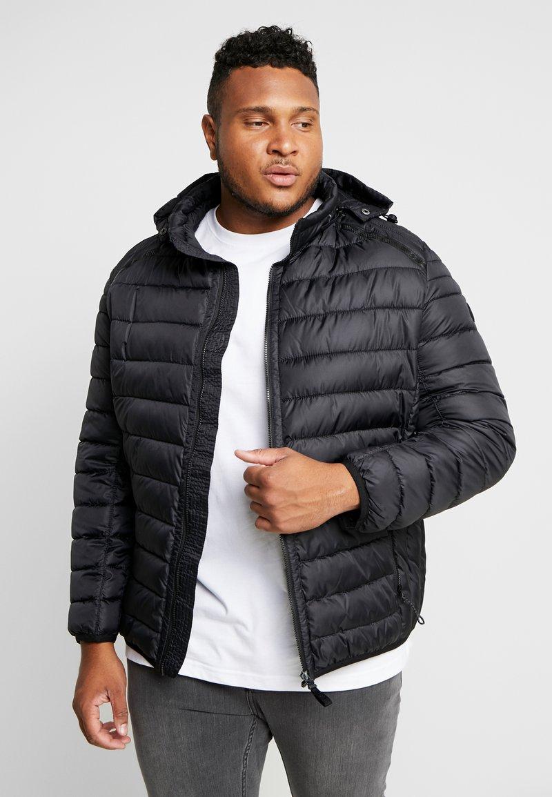 s.Oliver - OUTDOOR - Light jacket - black