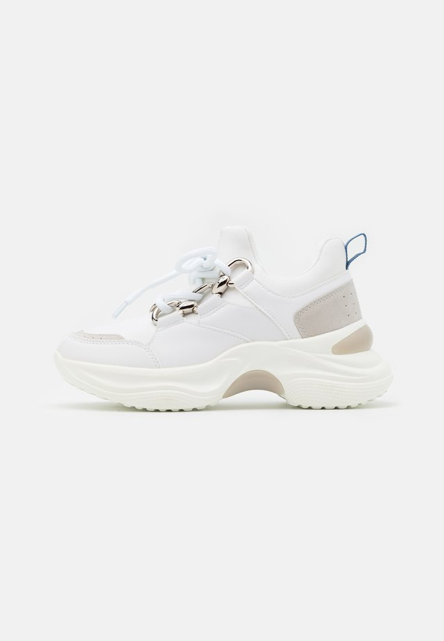CAREY - Sneakers basse - white