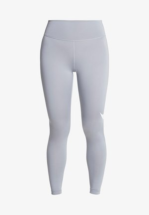 SWOOSH-RUNNING TIGHT  - Leggings - particle grey