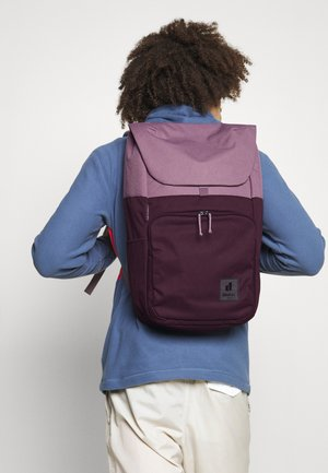 SYDNEY UNISEX - Rucksack - aubergine/grape
