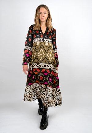 BORDÜREN ETHNO - Day dress - multi coloured