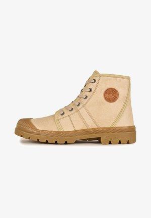 AUTHENTIQ T H4D - Sneakers hoog - sand