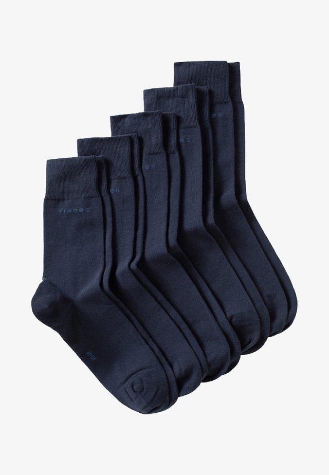 UNI 5ER PACK - Socks - marine