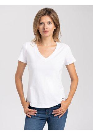 T-MORILEE - T-shirt basic - WHITE
