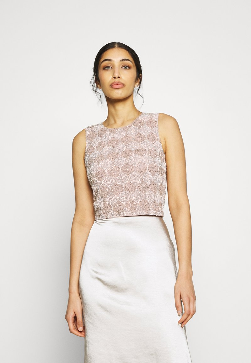 Lace & Beads - GIA - Linne - nude