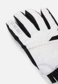 Reusch - HANNAH  - Gloves - white/black - 3