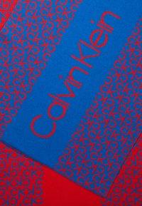 Calvin Klein - INDUSTRIAL MONO SCARF - Écharpe - blue - 2