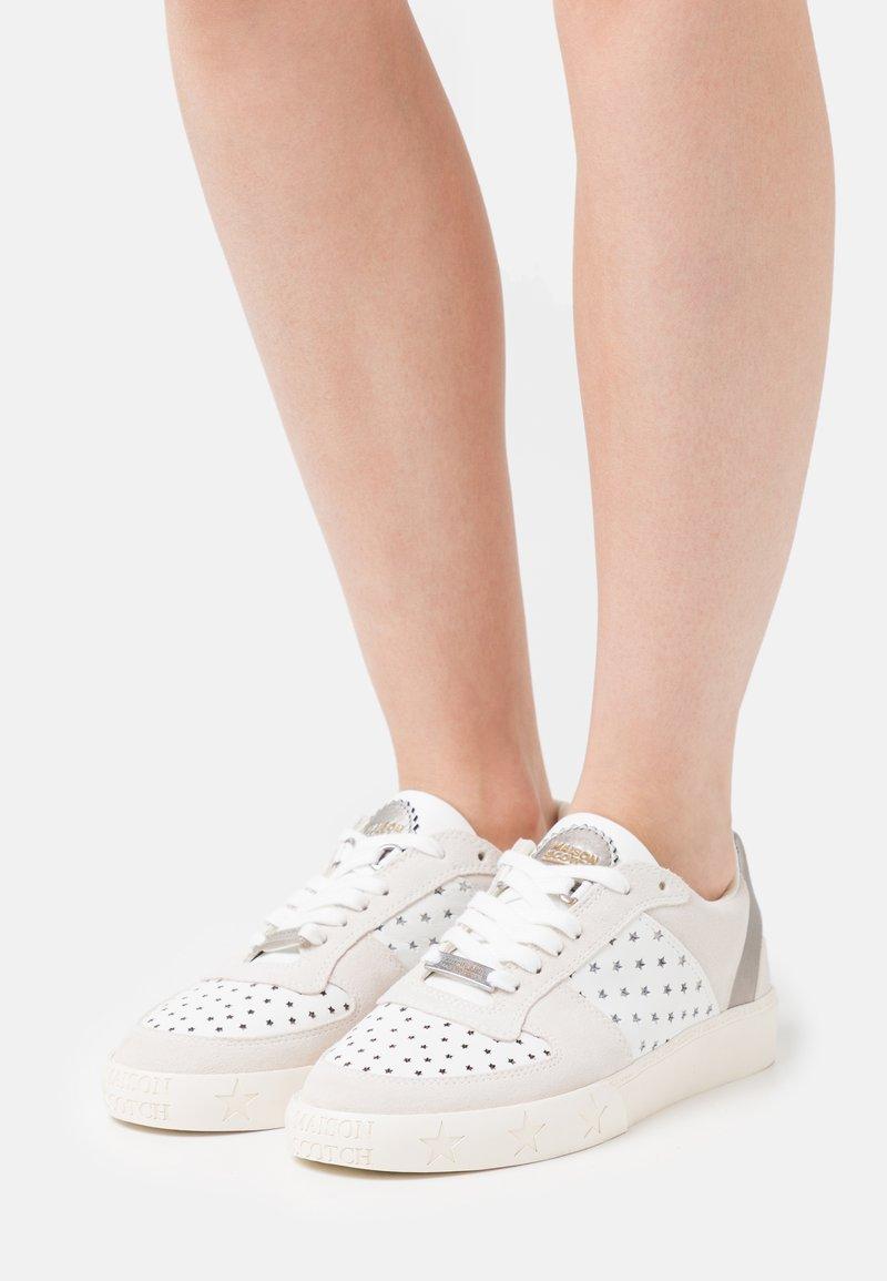 Scotch & Soda - LAURITE  - Sneakers laag - weiß