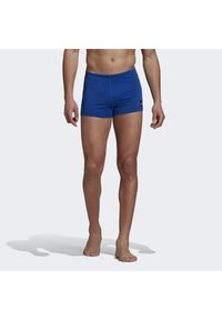 adidas Performance - PRO SOLID SWIM BOXERS - Bañador - blue - 0