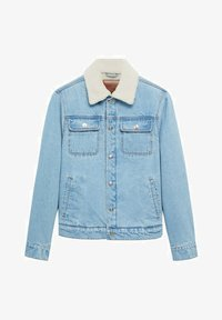 WASP - Denim jacket - hellblau