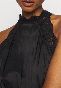 Pinko - AMABILE ABITO HABUTAI RICAMATO - Cocktail dress / Party dress - black - 6