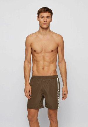 DOLPHIN - Swimming shorts - khaki