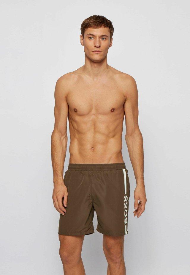 DOLPHIN - Swimming shorts - khaki
