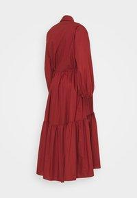 IVY & OAK Maternity - PRIMULA - Maxi dress - rusty red - 1