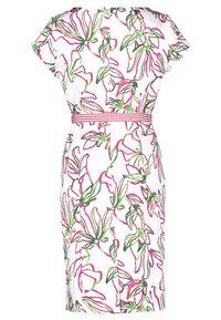 Gerry Weber - Day dress - weiß azalea palm druck - 5