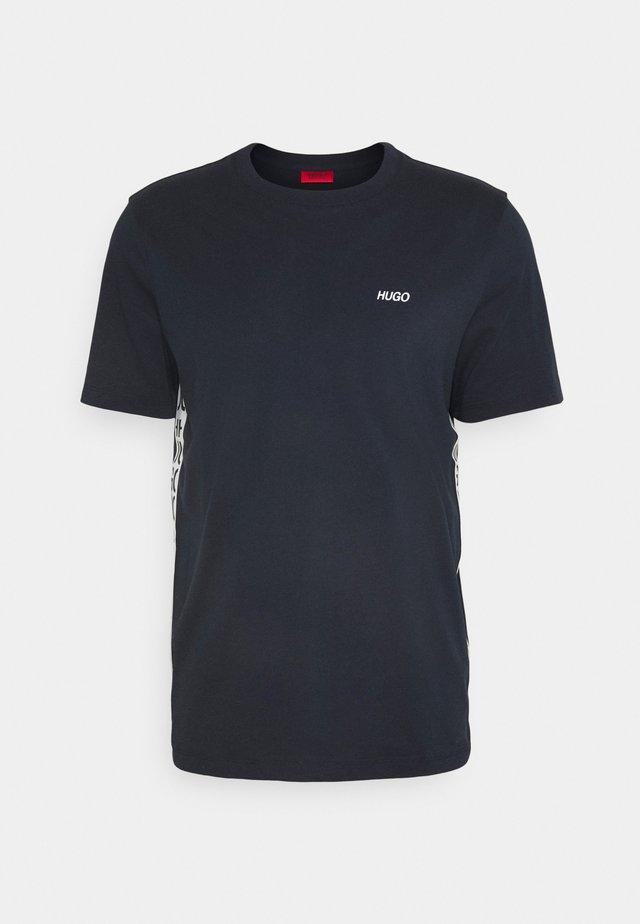 DERES - T-shirts print - dark blue