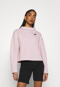 Nike Sportswear - CREW - Felpa - champagne/black - 0