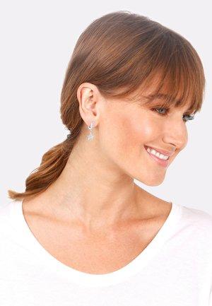 STAR MOON - Earrings - silber