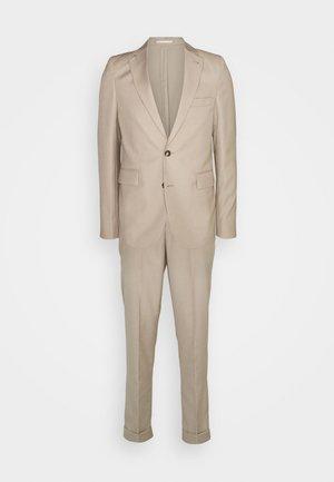 THE SUIT - Kostuum - beige