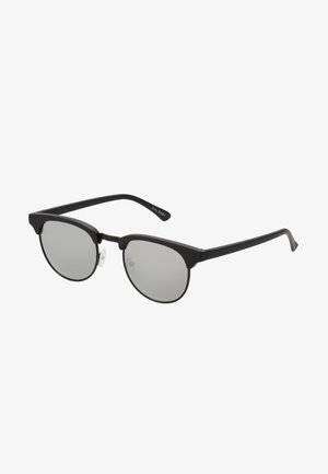 UNISEX - Sunglasses - black/silver