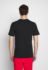 Nike Sportswear - AIR PHOTO TEE - T-shirt con stampa - black - 2
