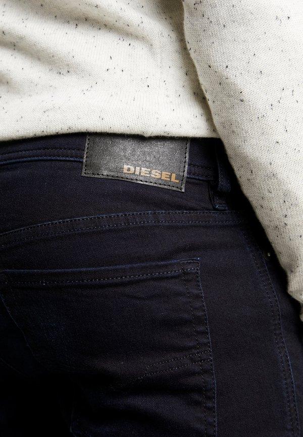 Diesel SLEENKER - Jeansy Skinny Fit - 0095X01/ciemnoniebieski Odzież Męska RKYM
