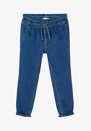BAGGY  - Jeans Slim Fit - medium blue denim