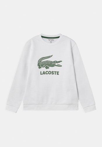 LOGO  - Sweatshirts - white