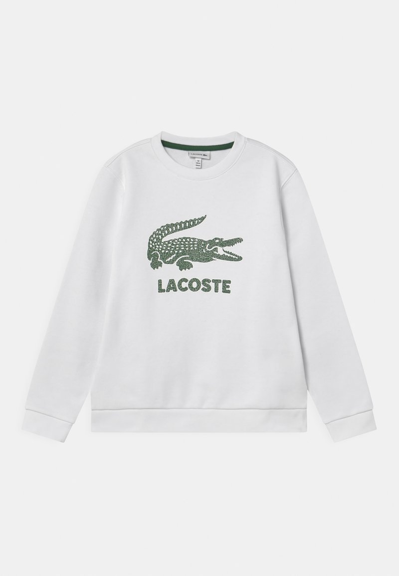 Lacoste - LOGO  - Sweatshirt - white