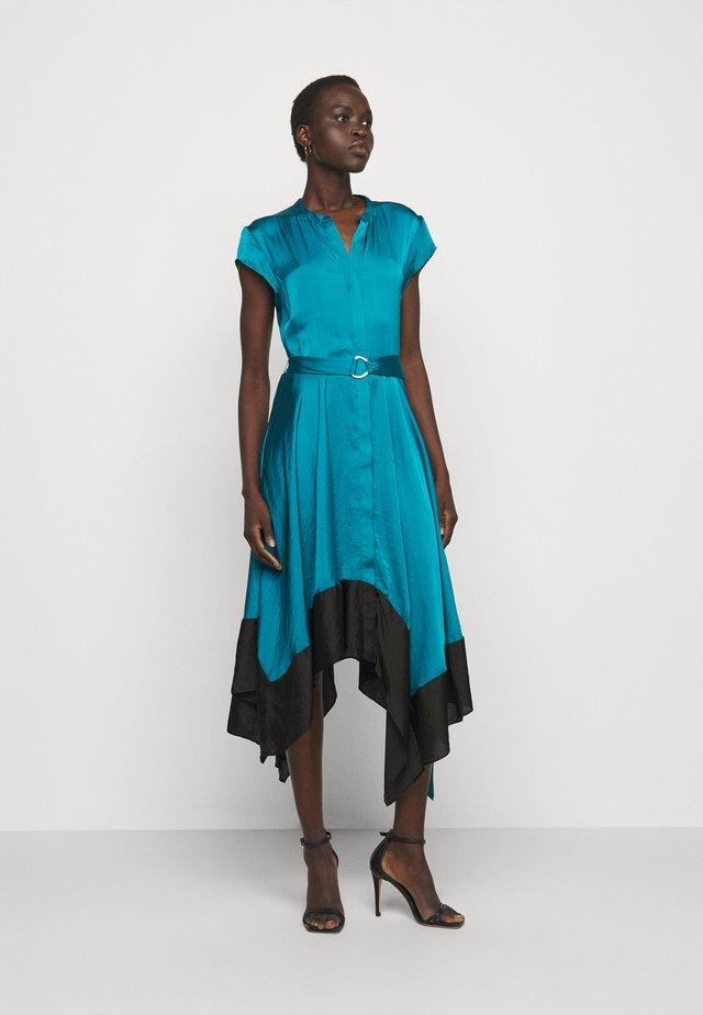 Sukienka letnia - peacock/black