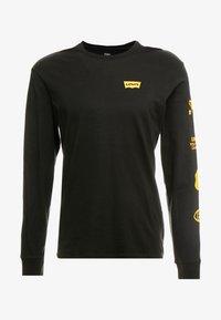 Levi's® - GRAPHIC TEE  - Maglietta a manica lunga - world mineral black - 3