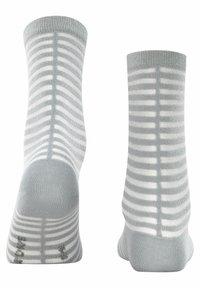 FALKE - Socks - silver - 2