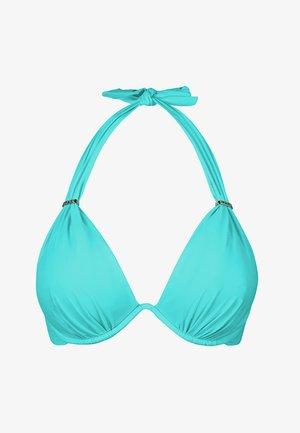 FABIA - Bikinitop - turquoise