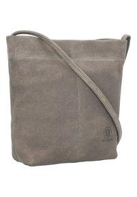 Klondike 1896 - BROOKE - Across body bag - grau - 1