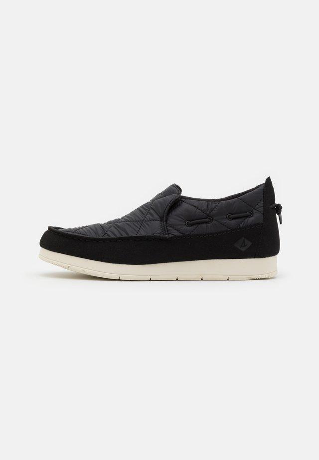 MOC-SIDER - Pantofole - black