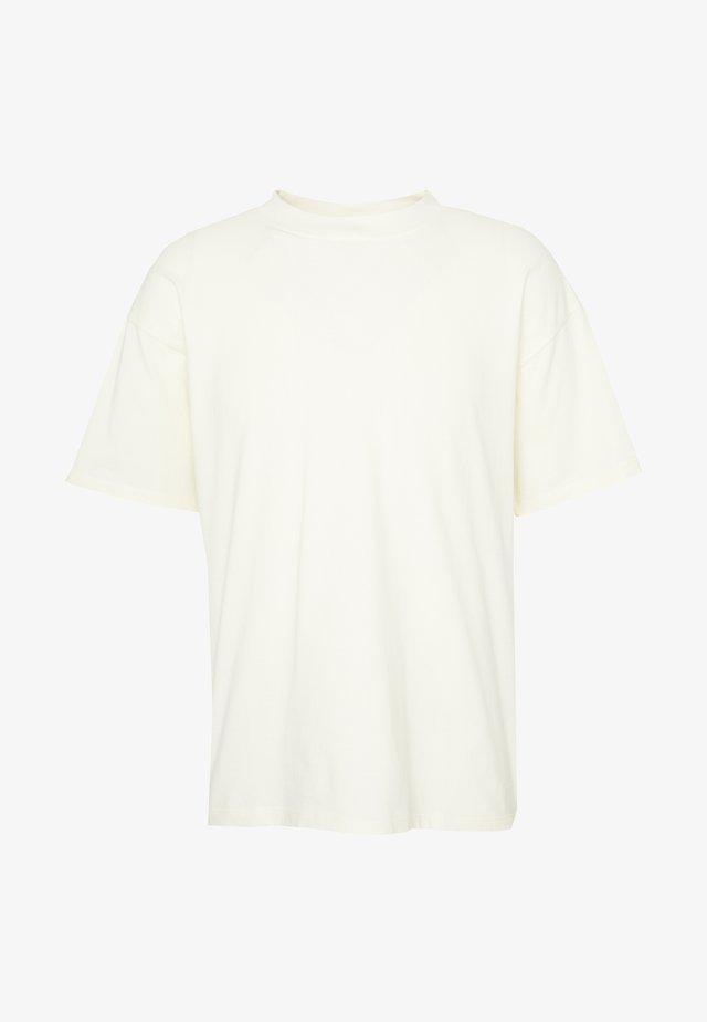 TEE - T-shirt basic - beige