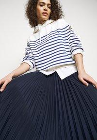 Polo Ralph Lauren - Plisovaná sukně - cruise navy - 3