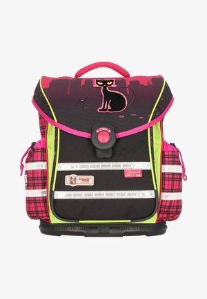 ERGO LIGHT PLUS - Schooltas - neon pink