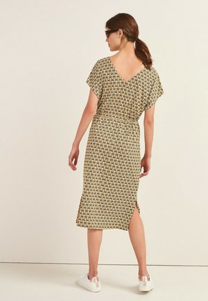 Denní šaty - yellow