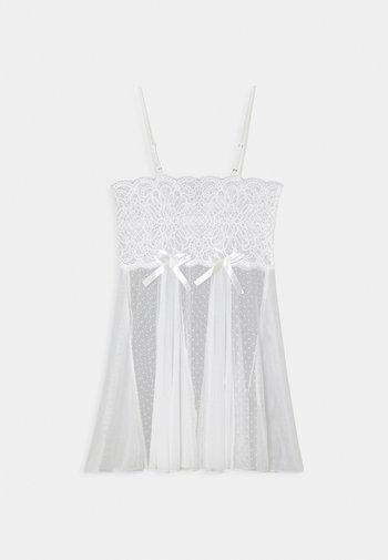 BABYDOLL - Chemise de nuit / Nuisette - snow white