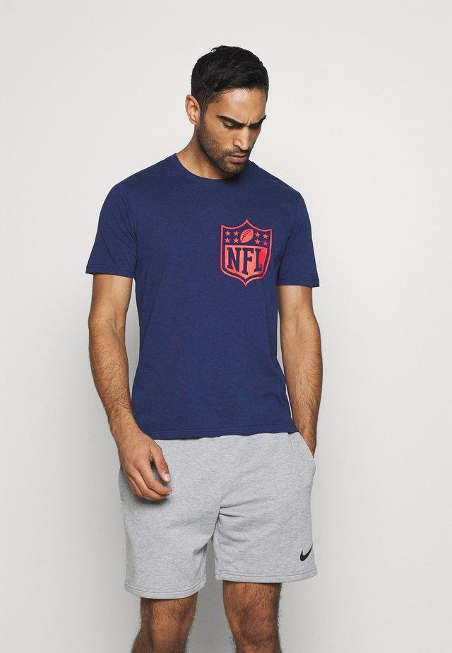 NFL NFL CHAIN CORE GRAPHIC - Equipación de clubes - navy