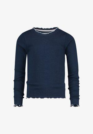 JOERNA - Long sleeved top - dark blue