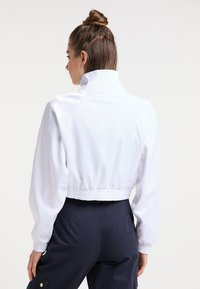 myMo - CROPPED - Light jacket - weiss - 2