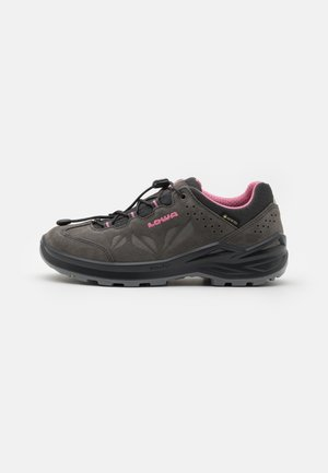 MARIE II GTX UNISEX - Hiking shoes - graphit/rose