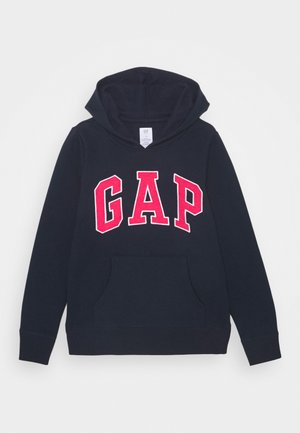 GIRLS LOGO HOOD - Sweat à capuche - blue galaxy