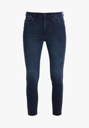 FARROW ANKLE - Jeans Skinny Fit - dark blue denim