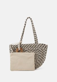 Marks & Spencer London - MOON ROPE BAG - Handbag - ecru - 3